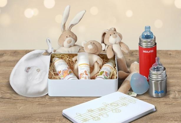 Ben noto 22 regali originali da fare a un neonato - Nostrofiglio.it IW44