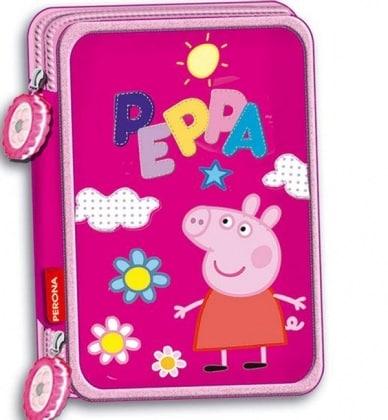 astuccio-doppio-completo-peppa-pig-fiori-pp9278