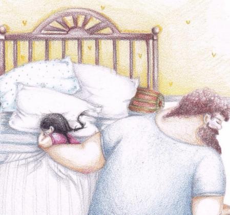 Estremamente L'amore tra padre e figlia spiegato con 14 immagini - Nostrofiglio.it UL24