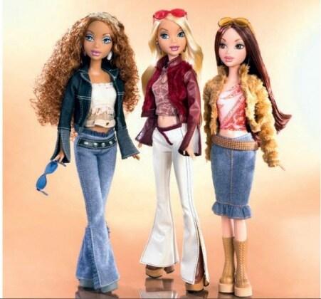 Barbie in mostra 30 foto e curiosit sulla bambola pi for Planimetrie di 2000 piedi quadrati una storia