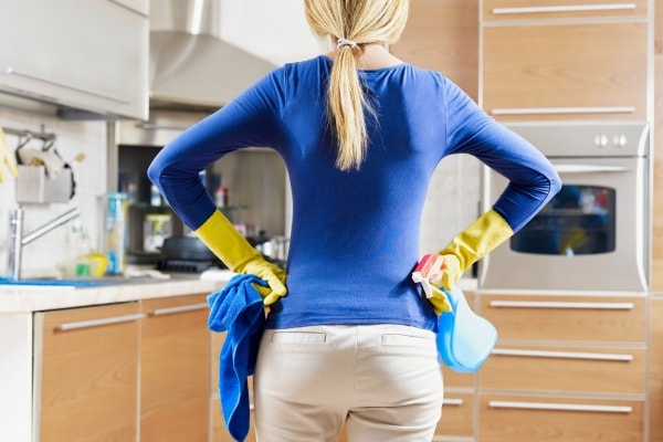 22 consigli della NONNA per le pulizie di casa