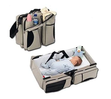 17 prodotti per beb che vi faranno risparmiare molto spazio. Black Bedroom Furniture Sets. Home Design Ideas