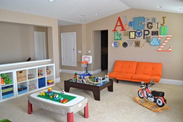 Idee super per arredare l angolo gioco del tuo bambino