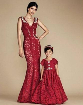 outlet vasto assortimento attraente e resistente Stesso look GRIFFATO per mamma e figlia (FOTO) - Nostrofiglio.it
