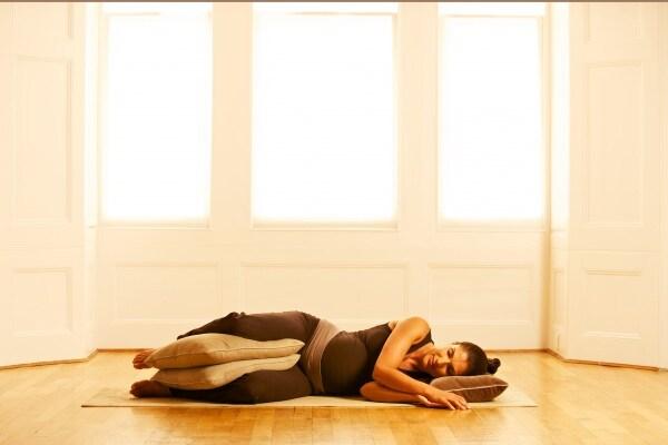 yoga gravidanza