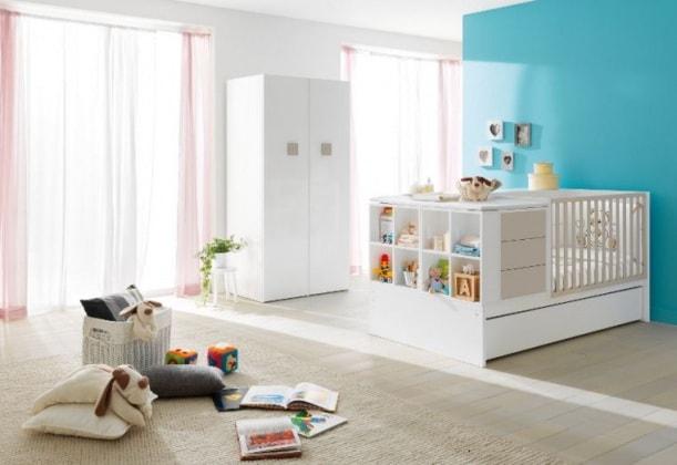 30 camerette super deliziose per neonati for Ikea cameretta neonato