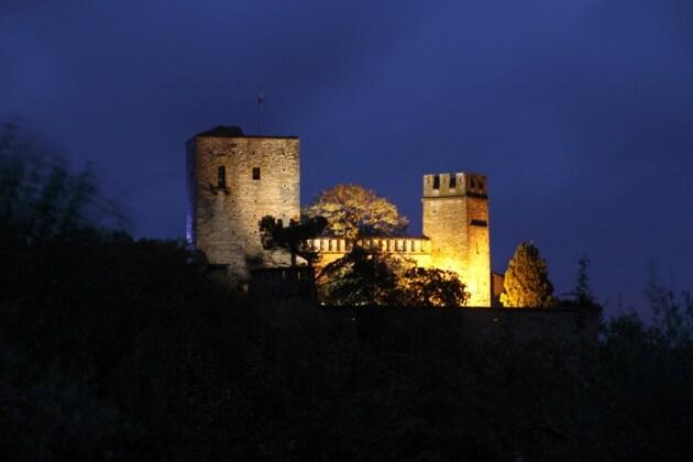 14.castello_di_gropparello_-_by_night