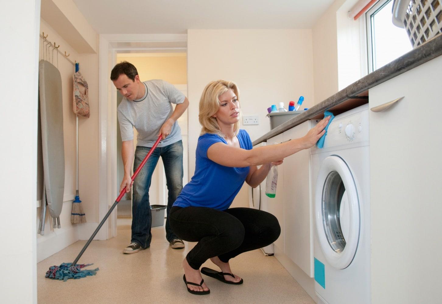 Giochi Di Pulire La Casa 20 dritte green per pulire casa senza inquinare