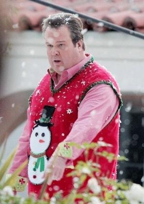 eric-stonestreet-modern-family-ugly-christmas-sweater-ideas-sleeve-cuffs