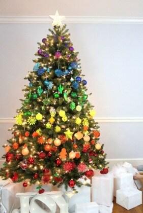 Foto Di Alberi Di Natale In Casa.34 Alberi Di Natale Per Tutti Gli Stili Di Casa