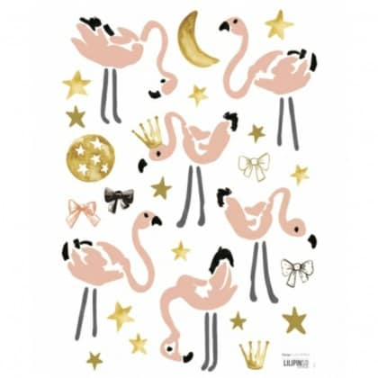 5.pink_flamingo_wall_stickers_a3_square_1024x1024