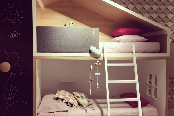 arredamento per bambini - nostrofiglio.it - Mobili Design Per Bambini Milano