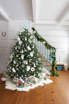 34 alberi di natale per tutti gli stili di casa for Stili di casa