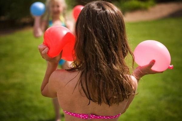 Top 7 giochi d'acqua SUPER DIVERTENTI da fare con i bambini  FU25