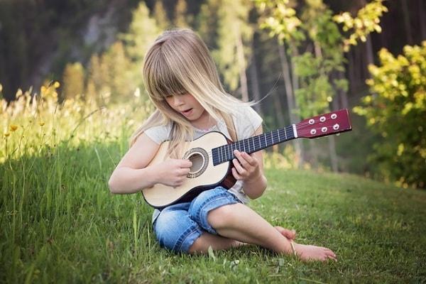 chitarra bambino