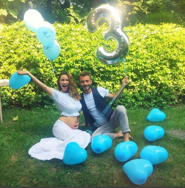 Melita Toniolo diventerà mamma: incinta del primo figlio
