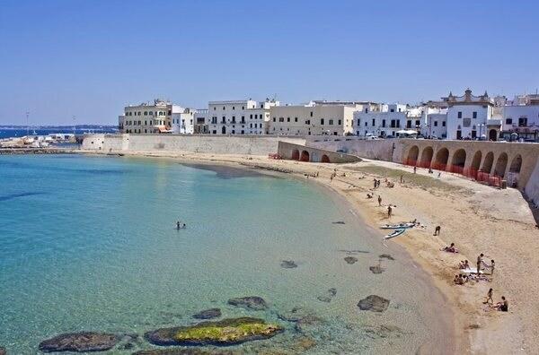 Matrimonio Spiaggia Gallipoli : Spiagge per bambini le bandiere verdi in molise e