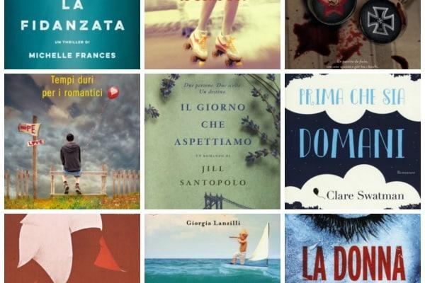Estate 2017: 20 libri da mettere in valigia