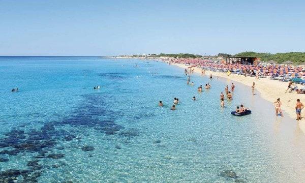 Matrimonio Spiaggia Porto Cesareo : Spiagge per bambini le bandiere verdi in molise e