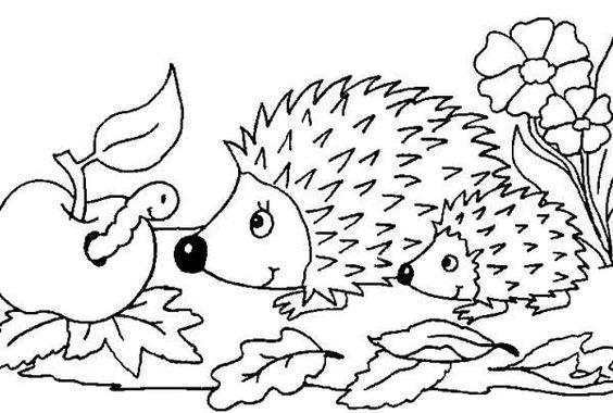 Disegni Facili Da Colorare Per Bambini Piccoli Coloratutto Website