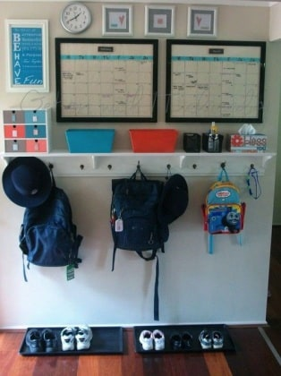 diy-back-to-school-zone