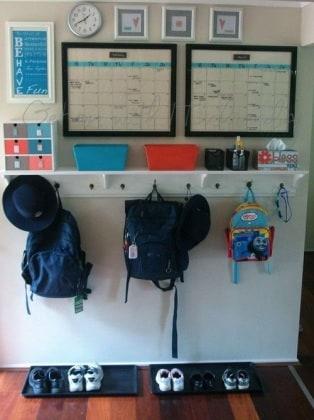 diy-back-to-school-zone