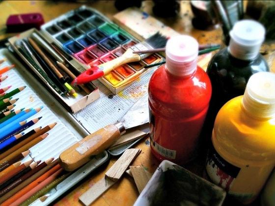 20 idee per decorare la camera del bambino - Idee per dipingere cameretta ...
