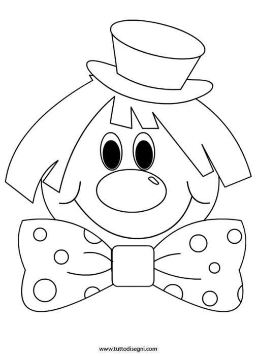 Disegni da colorare tante sagome da scaricare e colorare for Disegni di animali per bambini