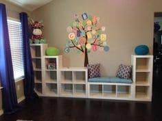 42 Idee Geniali Per Organizzare La Cameretta Del Bambino