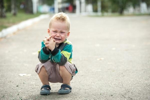 capricci bambino