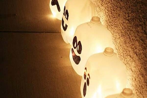 31 idee creative per decorazioni di Halloween!