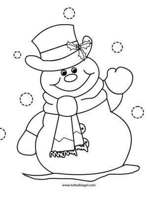 Disegni Di Natale Per Scuola Media.Disegni Da Colorare Tante Sagome Da Scaricare E Colorare