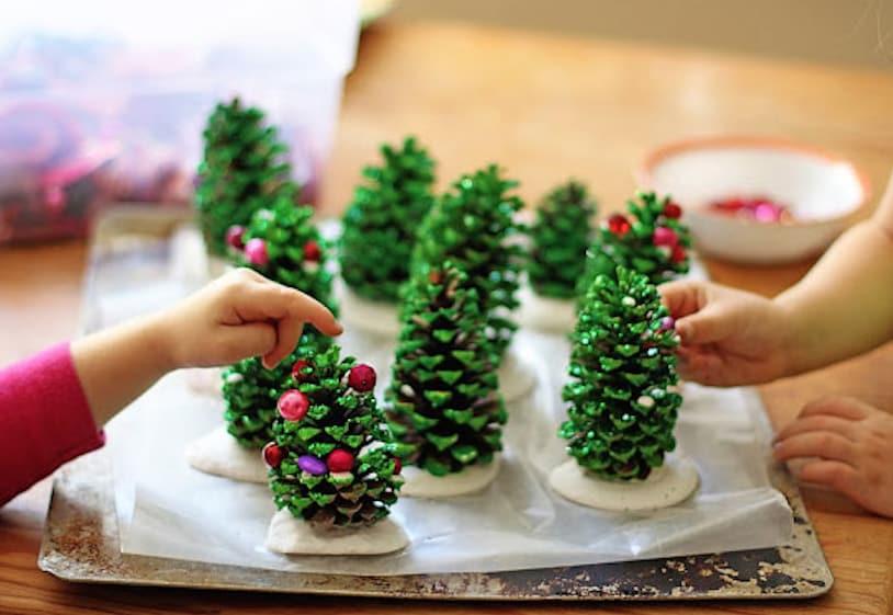 Addobbi Natalizi Bambini 3 Anni.Natale In Stile Montessori 6 Attivita Adatte Ai Vostri Bambini Nostrofiglio It