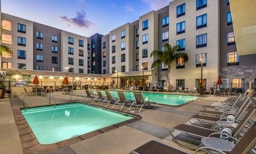 I venticinque migliori hotel per famiglie del mondo Homewood suites garden grove