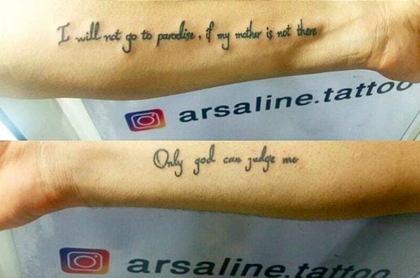 Tatuaggi Tante Idee Per Ricordare E Omaggiare La Propria Mamma
