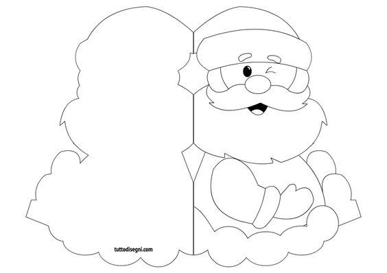 Disegni Di Natale Da Colorare 2019.Disegni Da Colorare Tante Sagome Da Scaricare E Colorare