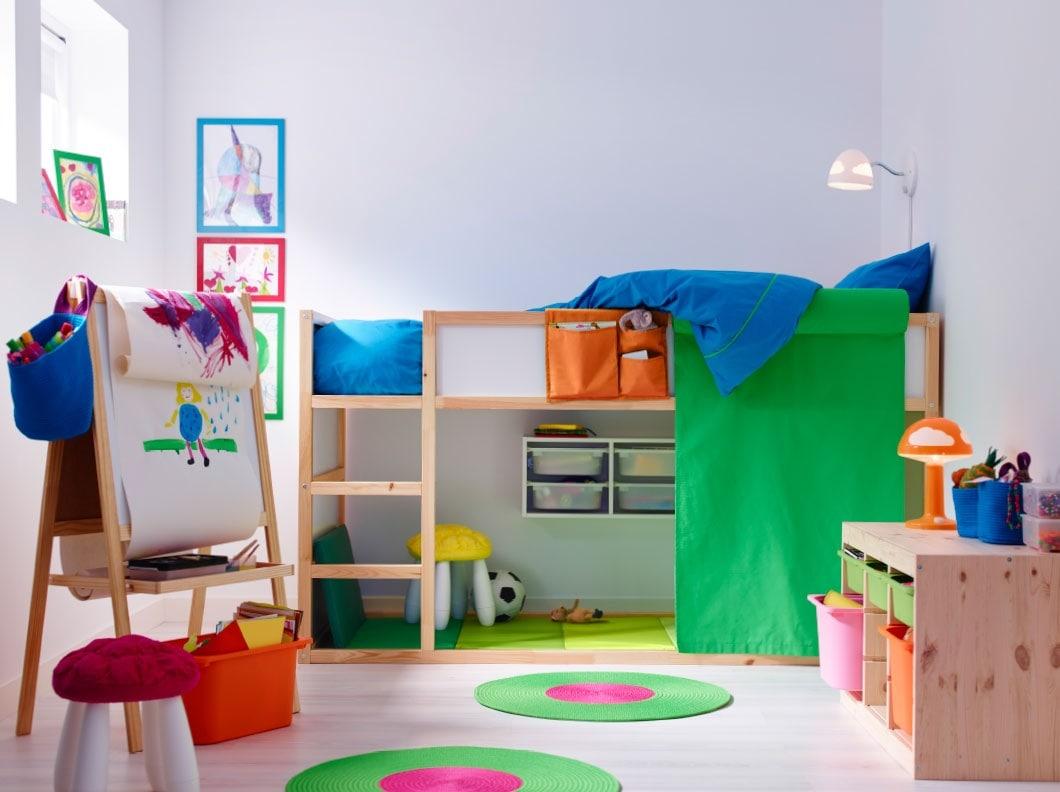 Armadio Cameretta Bambini Ikea 14 mobili e dettagli in stile montessori trovati da ikea