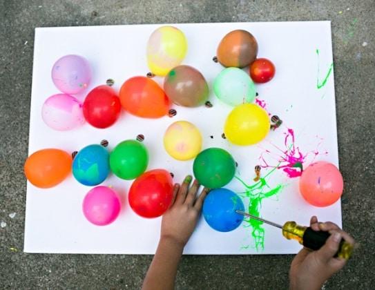 Idee Creative Per Bambini : Attività creative da fare in estate con i bambini nostrofiglio