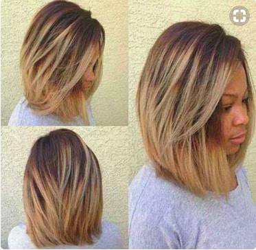 Tagli capelli 2019 colori