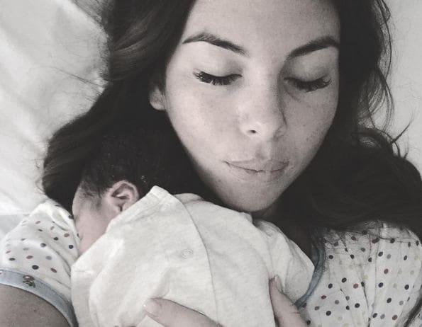 Micol Olivieri mamma bis: è nato Samuel