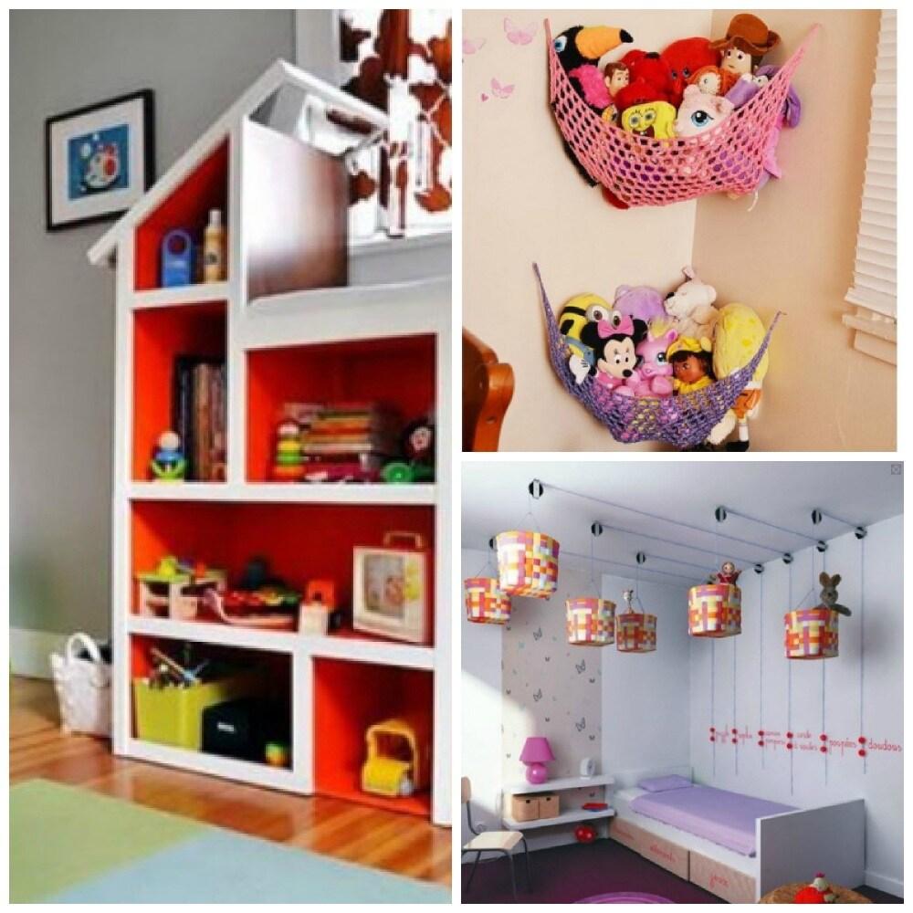 Cameretta Bambino 8 Anni 30 idee geniali per tenere in ordine i giochi dei bambini