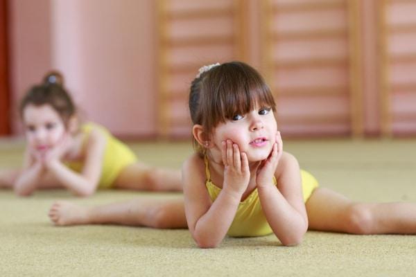 ginnastica bambina