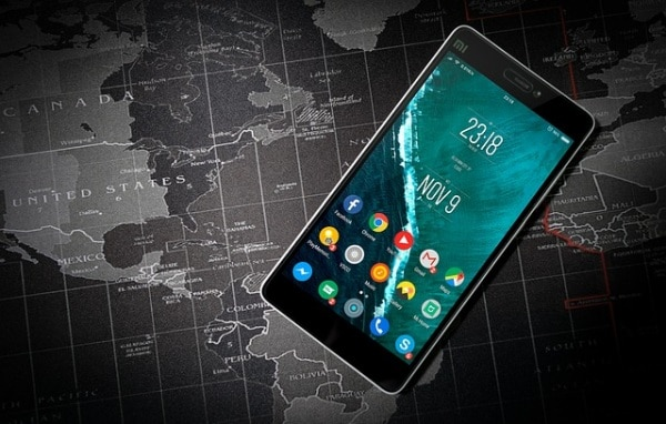 Smartphone Viaggio Roaming