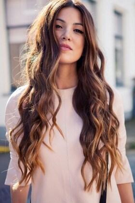 Tagli capelli lunghi grossi