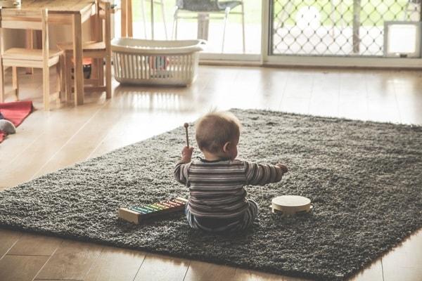 come avvicinare i bambini alla musica