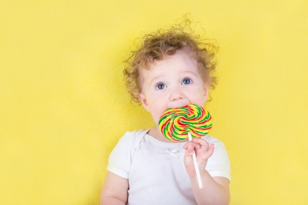 USA: Niente zucchero ai bimbi sotto i due anni