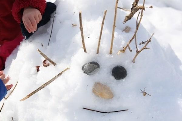 Bambini: 20 attività da fare nelle neve