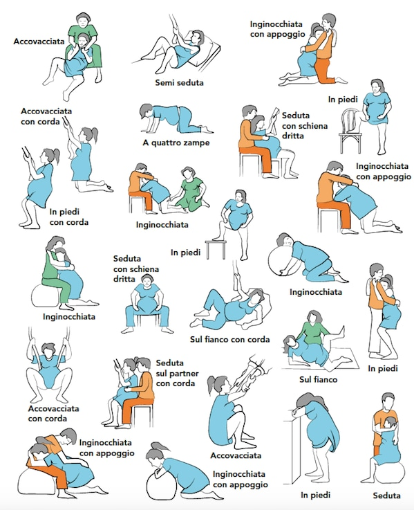 Sollievo alternativo per il mal di schiena.