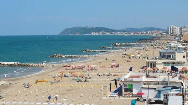 Matrimonio Spiaggia Emilia Romagna : Spiagge per bambini le bandiere verdi dell emilia