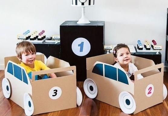 Fabuleux Giochi con le scatole di cartone - Nostrofiglio.it EU41